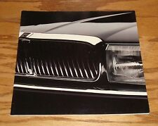 Original 1992 Jaguar Full Line Deluxe Sales Brochure 92 XJ6 Sovereign Majestic