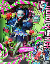 Monster High Exclusive Sweet Screams Ghoulia Yelps Doll!! New in Box! CBX46
