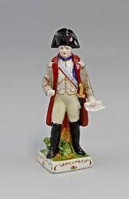 42027 Porzellan Figur Napoleon Soldat bunt Wagner&Apel
