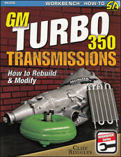 How to Rebuild GM Turbo 350 Automatic Transmission Manual TH350 1969-1983 Chevy