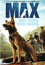 Max ( Blue-ray DVD, 2015) 2-disk set