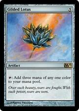 GILDED LOTUS M13 Magic 2013 MTG Artifact RARE
