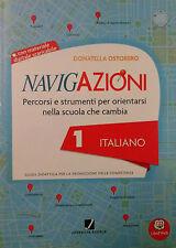 Navigazioni 1 italiano - Guida Didattica Insegnanti Scuola Primaria, JUVENILIA