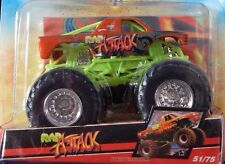 Monster Jam Truck Flag Series Rap Attack #51