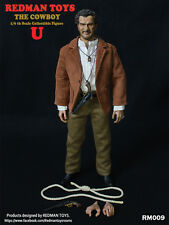 """1/6 Scale REDMAN TOY Model Toy -The Cowboy The Ugly 12"""" Action Figure RM009 U"""