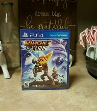 NEW Ratchet and Clank Game PlayStation 4 PS4 Sony Exclusive Action Platform Fun