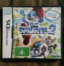 The Smurfs 2 Nintendo DS/3DS Game