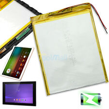 "New Battery 5600mAh Li-ion Polymer Battery Replacement for 9"" Tablet / 10""Tablet"