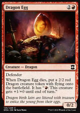 MTG DRAGON EGG FOIL EXC - UOVO DI DRAGO - EMA - MAGIC
