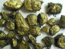Lodestone Loadstone Gold Magnetised Magnetite Natural Crystal spells charm bags