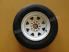 """SUNRAYSIA 13"""" MULTI-FIT (HOLDEN HT/FORD) RIM  WITH 155 LT TYRE ! Trailer Parts"""