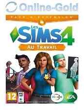 Les Sims 4 - Au Travail - The Sims 4 Get to Work Carte - EA Origin PC Clé - fr