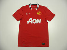 Manchester United 2011 / 2012 Home Kit Jersey Shirt Camiseta Maglia