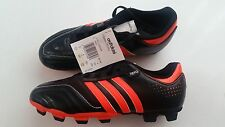 Adidas 11 Questra TRX FG Junior's Black / Infrared Size UK 5
