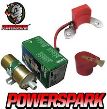 45D A series & A+ 59D Distributor Electronic Ignition & Lucas Gold Sports Coil