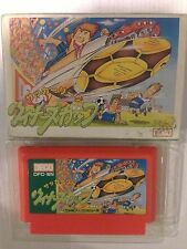 NINTENDO NES Famicom Soccer League Winner's Cup with box RARE