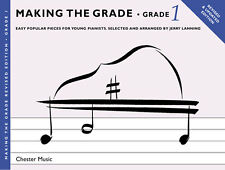Making The Grade One Learn to Play Beginner EASY Piano Music Book 1