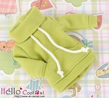 ☆╮Cool Cat╭☆ 312.【NH-A08】Blythe Pullip Lovely Clothe Pocket Top # Olivo Green