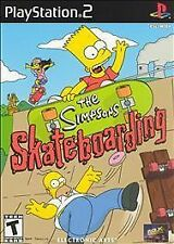 Simpsons Skateboarding **NEW** (Sony Playstation 2 PS2) Video Game