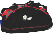 PICKLEBALL MARKETPLACE Small Contrast Duffle Bag-New/Embroidered -Carry Paddles