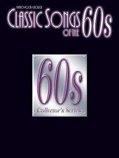 Classic Songs Of The 60S 60S Collector's Series Piano/Vocal/Chords by Hal Leona