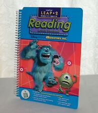 Leap Frog Reading - Disney Pixar Monsters Inc. LeapPad Leap 2 - Book ONLY