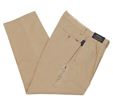 POLO RALPH LAUREN CLASSIC FIT PLEATED MENS PANTS BLACK STONE NAVY BLUE KHAKI TAN