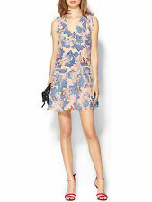 NWT MSRP $295.00 TWELFTH STREET BY CYNTHIA VINCENT Multicolor Dress Sz med