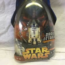 Star Wars Revenge of the Sith Action Figure R2-D2 shelf#D6