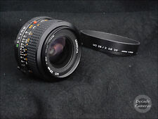 3497 - Minolta MD 28mm f3.5 Wide Angle Lens