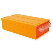 Stapelbare Schublade, Sortimentskasten, Sortimentskiste, 4 Trennelemente System