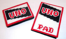 UNO Card Holder & Scoring Pad Cover in Plastic Canvas + Cards & Pad Handcrafted