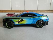 Toy State Road Rippers Lightning Rods Chevy Camaro w Motion Sound Lights 2010