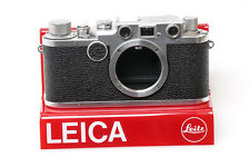 58-005 LEITZ - LEICA CAMERA BODY IIC CHROME NR. 449254