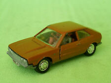 SCHUCO 879 VW SCIROCCO TS WITH DRIVER 1/66 - GOOD CONDITION REPAINTED -