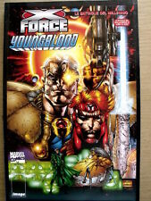 Le Battaglie del Millenio n°2 1997 X-FORCE YOUNGBLOOD ed. Marvel Italia  [SP10]