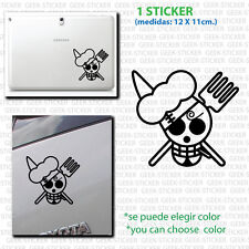 sanji one piece pegatina sticker Aufkleber
