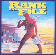 CD-Rank & File-Rank and File Feb-2005, Collectors' Choice Music)