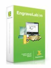 Engravelab Foundation Software  Rotary Engravers + Bonus ,  Roland EGX  and more