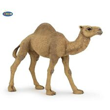 Papo Dromedary Animal Figurine - Camel Wild Fantasy Action Figure Detailed