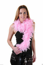 PRETTY PINK FEATHER BOA 150 cm LONG