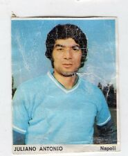 Figurina picture cards GUERIN SPORTIVO 1974/75 NAPOLI JULIANO