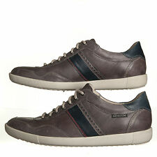 Mephisto Urban Dark Grey Navy Steve Sneaker Oxfords - Mens Size 9.5 D - 42.5 EU