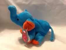AVON KIDS FULL O' BEANS JUMBO THE ELEPHANT 1997 Bean Bag Stuffed Toy