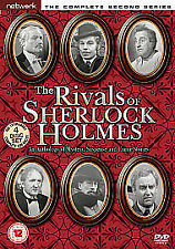 RIVALS OF SHERLOCK HOLMES - SERIES 2 NEW DVD