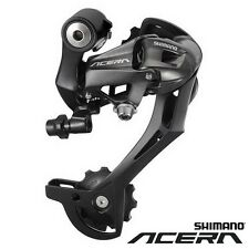 Shimano Acera RD M390 9 Speed Rear Derailleur Mountain Bike Black