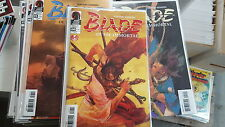 Alternative Comic lot blade of the immortal 81-106 nm bagged boarded