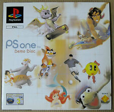 PS One Demo Disc - New - PSX
