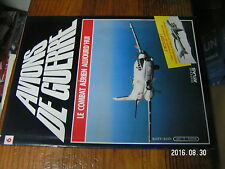 1?µ µ? Revue Avions de Guerre n°6 Poster 4 pages Tupolev TU-142 Bear-D BEQAA