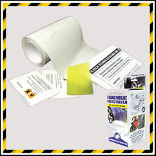 Transparente / Clear Protection Film-ideal para los coches y motocicletas - 12,5 Cm X 3m